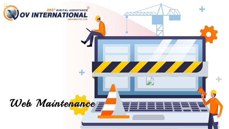 Web Maintenance Company
